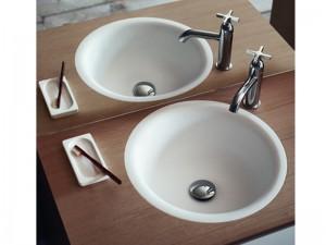 Agape In-Out lavabo empotrado ACER1061IZ
