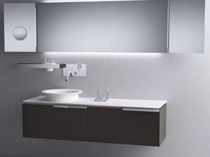 Agape In-Out lavabo empotrado ACER1061SZ