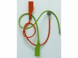 Agape Kaa ducha de mano y flexible en silicona CRUB0914