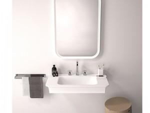 Agape Novecento XL lavabo sospeso o da appoggio ACER10703R