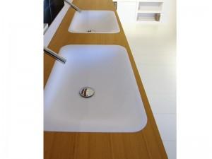 Agape Ottocento 002 lavabo empotrado ACER0899LZ