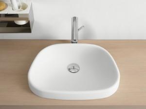 Agape Pear lavabo empotrado ACER0719Z