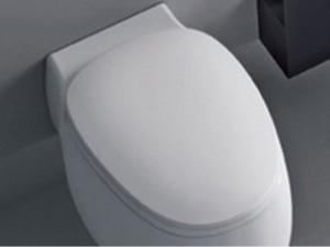 Agape Pear2 tapa para inodoro amortiguada PLA0897R