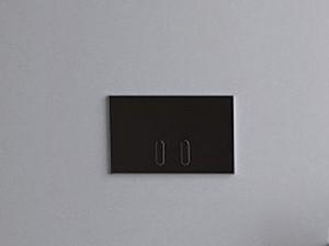 Agape Sen pulsador para inodoro ASEN0968N