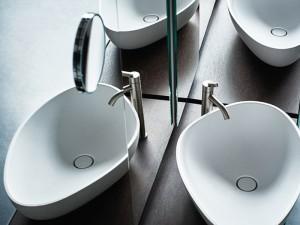 Agape Square grifo para lavabo ARUB1095