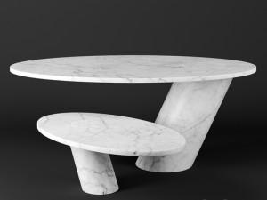 Agapecasa Eccentrico mesa en marmol AECC10124