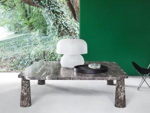 Agapecasa Eros mesa en marmol