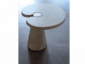 Agapecasa Eros mesa formada en marmol
