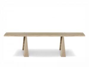 Agapecasa Incas mesa en madera con 4 patas
