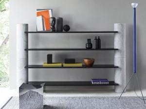 Agapecasa Loico composition estanteria en marmol ALIC