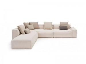 Amura Davis sofá seccìonal en tela DAVIS021.213.022