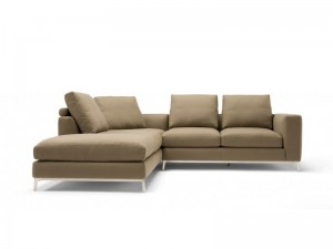 Amura Dorsey sofá seccional de cuero DORSEY022.051
