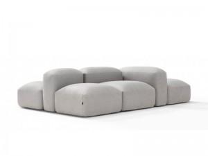 Amura Lapis sofá seccional en telo LAPIS.E009