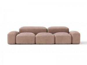 Amura Lapis sofà en cuero LAPIS060
