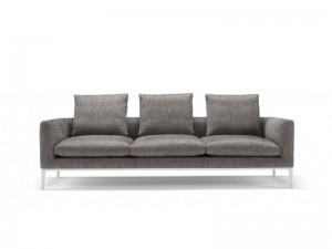 Amura Leonard divano in tessuto LEONARD060