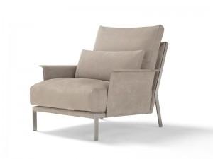 Amura New Link sillón en cuero NEWLINK013H.876