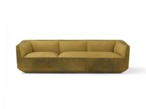 Amura Panis sofà en cuero PANIS589