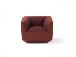 Amura Panis sillón en telo PANIS010