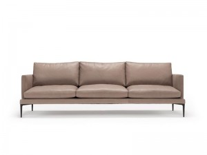 Amura Segno sofà en cuero SEGNO060