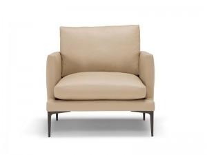 Amura Segno sillón en cuero SEGNO010