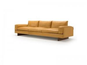 Amura Tau sofà en cuero TAU060