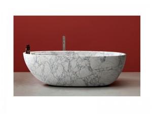 Antonio Lupi Eclipse bañera de marmol ECLIPSE