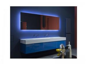 Antonio Lupi Lunaria composición de muebles de baño LUNARIA