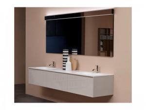 Antonio Lupi Piana composición de muebles de baño PIANA