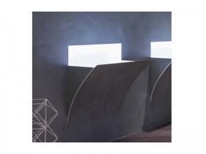 Antonio Lupi Strappo XL lavabo mural con grifo STRAPPOXL