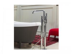 Antonio Lupi Timbro grifo para bañera con ducha de mano TB933