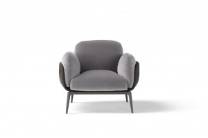 Amura Brooklyn sillón en tela BROOKLYN007