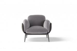 Amura Brooklyn sillón en tela BROOKLYN010