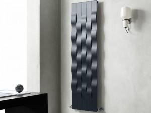 Caleido River calefactor vertical de design F5RIV01815