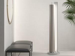 Caleido Stilus calefactor eléctrico freestanding con Led FSTID1755LEPL