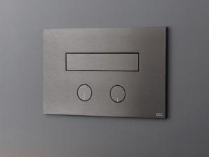 Cea Hydroplate pulsador para inodoro con dos botones y ducha oculta PLA05