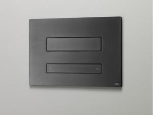 Cea Hydroplate pulsador para inodoro con doble boton y ducha oculta PLA06