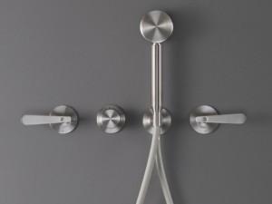 Cea Lutezia mezclador termostático para ducha o bañera con ducha de mano
