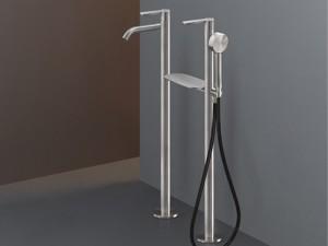 Cea Lutezia Plus grifo para bañera de pié con ducha de mano LTZ47