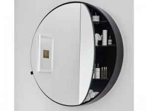 Cielo I Catini espejo contenedor Round Box CASPCT75