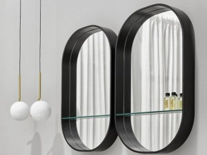 Cielo Arcadia espejo oval Eos-c SPEOML