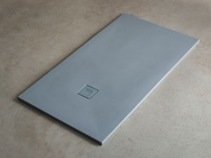 Cielo Infinito plato de ducha rectangular brina PD370100BR