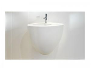 Cielo Le Giare 70 lavabo mural LGLS70
