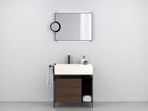 Cielo Narciso Mini mueble con lavabo