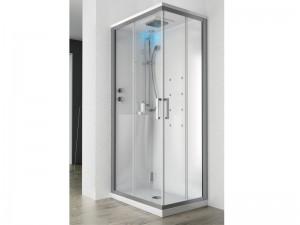 Colacril Multipla cabina de ducha hidromasaje MTP9090CH50