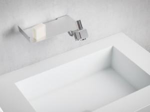 Dueacca Kit 01 Indoor grifo para lavabo monomando mural 4120018101