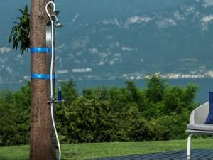 Dueacca Kit 05 Outdoor columna de ducha para árbol 4110058101