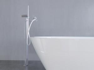 Dueacca Kit 07 Indoor grifo para bañera de pié con ducha de mano 4120078101