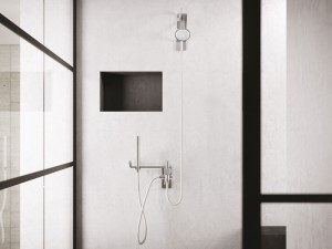 Dueacca Kit 09 Outdoor grifo para ducha con ducha de mano 4110098101