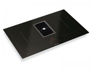 Faber Galileo Smart placa de induccion con campana integrada