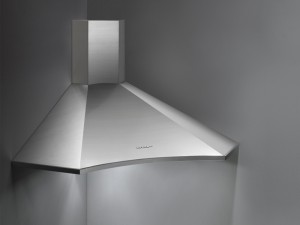 Falmec Design campana extractora angular ELIOS